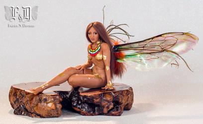 Naomi 1 by fairiesndreams