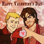 A Metal Gear Solid Valentine's Day