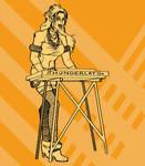 Keyboard Player Cheetara WIP