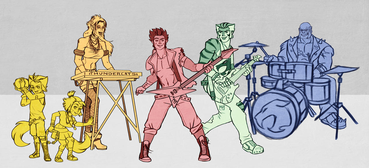 ThunderCats Band