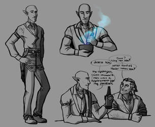 Western Solas by ReaperClamp