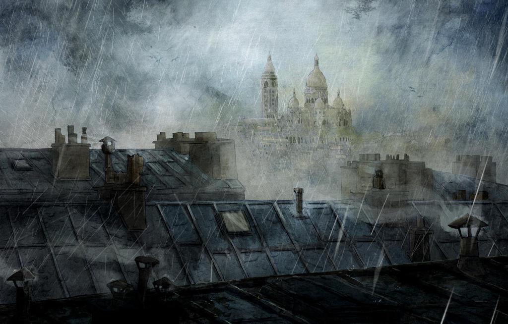 Rainy Day by ghislainavrilllon