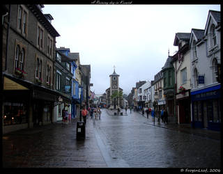 A rainy day in Keswick by FrogenLeaf