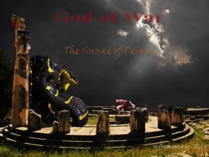 God of War - The Snake of Delphi