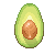 Just half an avocado by koffeelam