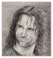 Aragorn by sulfar