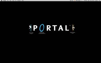 Portal Desktop Screenshot