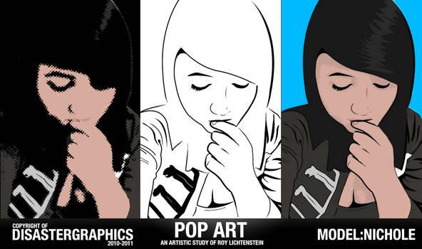 Pop Art: Personal Study