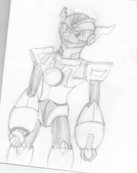 Some kinda reploid idk by ShadowAngel9876
