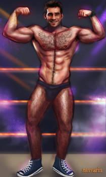 Confidence (Wrestling Commission Part 1)