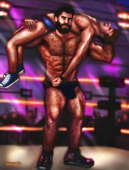 Finish Him (Wrestling Commission Part 4)