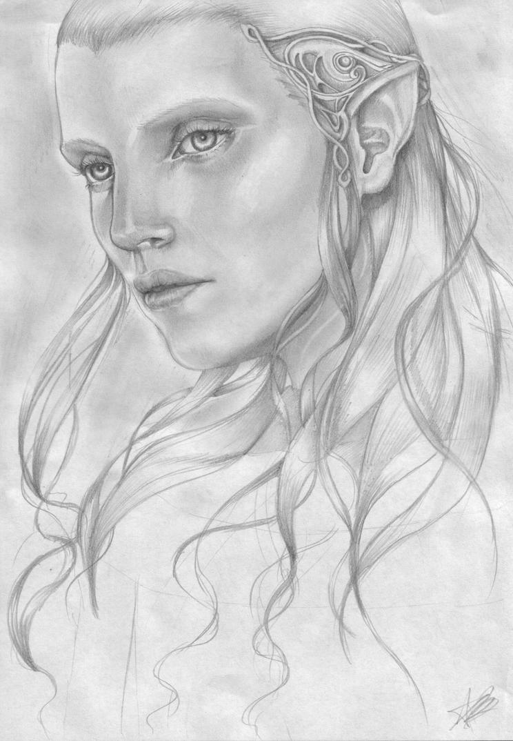 Melian by aryundomiel