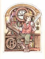 Collecting memories, Bilbo by aryundomiel