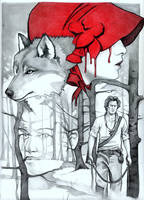 Red Riding Hood by aryundomiel