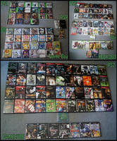 Video Game Collection 2013 by pixelboundstudios