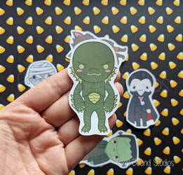 Chibi Creature from the Black Lagoon
