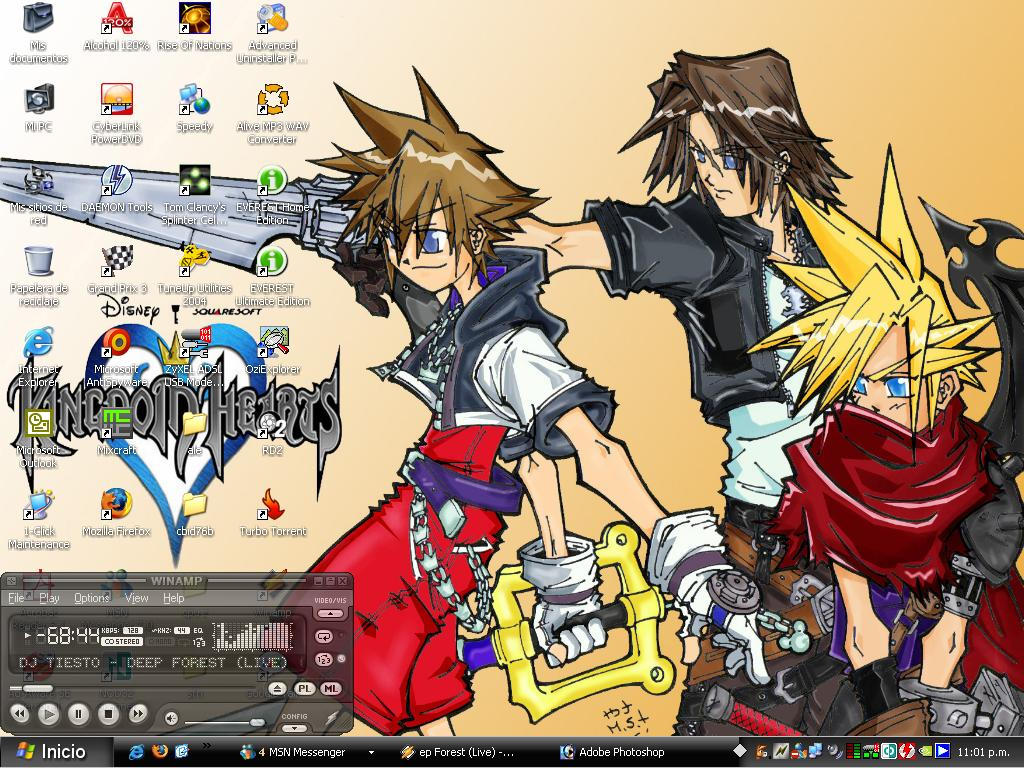 kingdomhearts_windowsdeskkopt by quatro