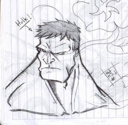 Hulk_inks by quatro