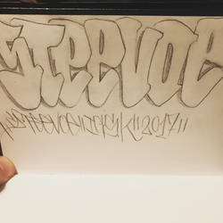 Quick sketch  by steevoe