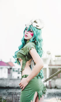 Nelliel Prop, costume making and cosplay by me