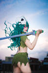 Nelliel | BLEACH costume, props made and cosplay by dovananh27031993