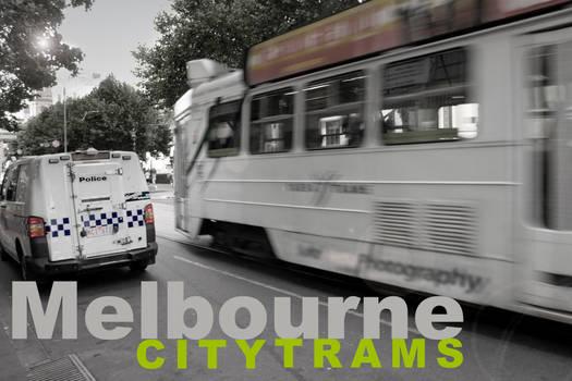 Melbourne City trams