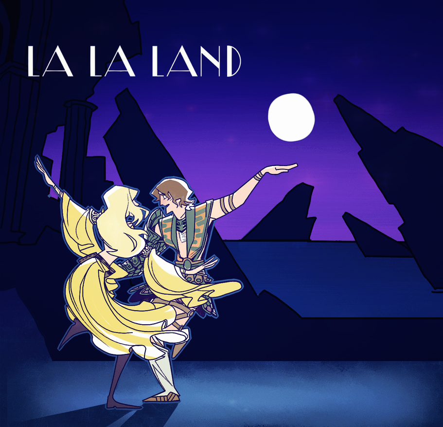 La La Land  by ZXYBlack
