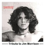 a tribute to Jim Morrison by kas2o0r