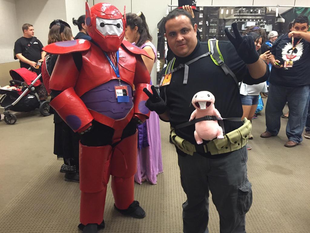 Phoenix Comicon 2014 nopeus dating