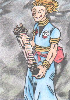 Second Hisoka by Eigenkrieg