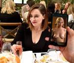 Emilia Clarke | Her boobs at your fingertips by SamuelDLL