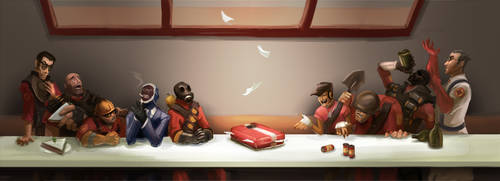 Team Fortress 2 - Last Supper