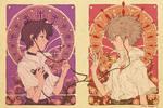 Shinji Kaworu Mucha Busts