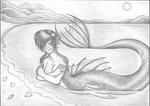 Merboy sketch by Jamiragon