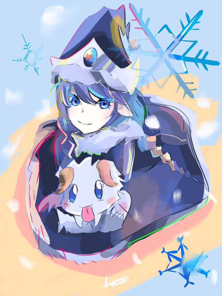 Winter Wonder Lulu by Kyorukki