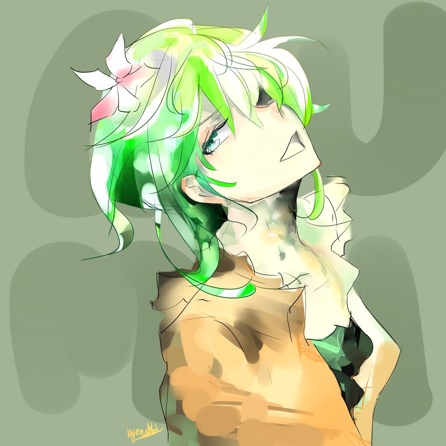 Gumi by Kyorukki