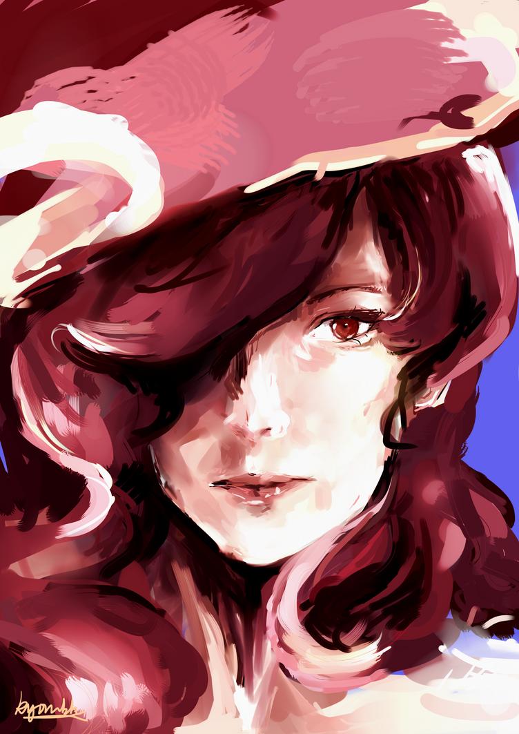 Fortune portraitttt by Kyorukki