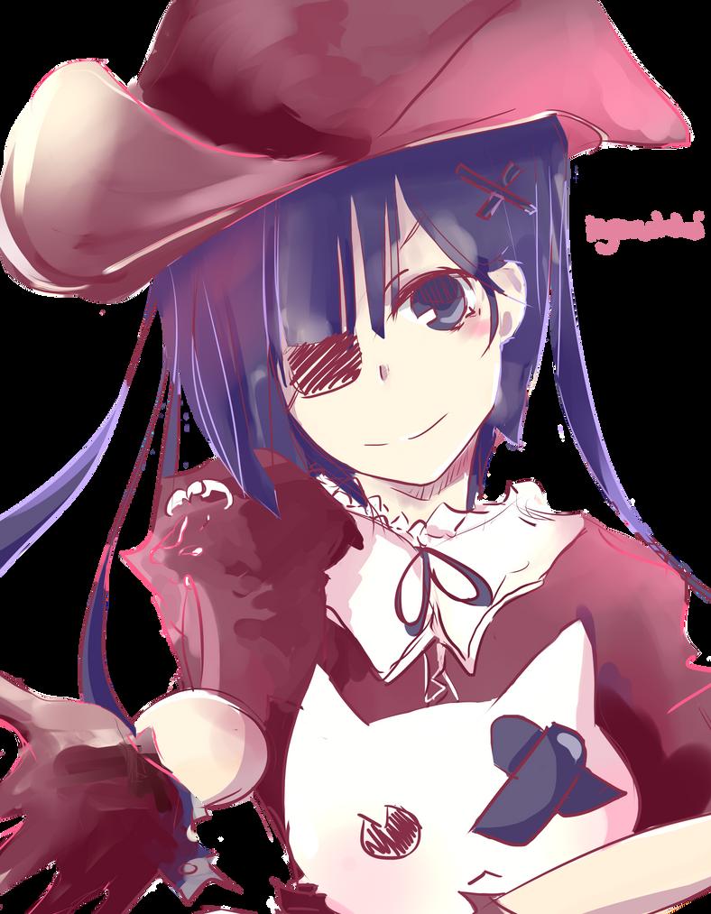 pirate OC by Kyorukki