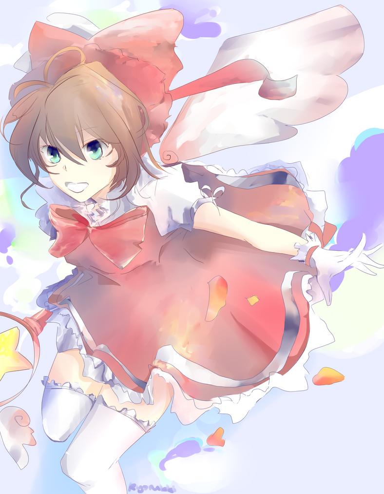 Sakura by Kyorukki