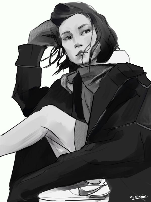 Study- Tao by Kyorukki