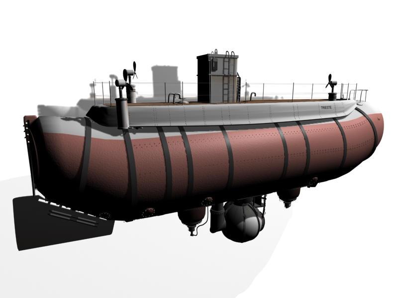barellieri trieste submarine - photo#7