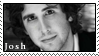 Josh Groban Stamp by sketchysquirrel