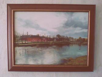 River scene. by ink532