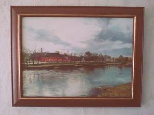 River scene.