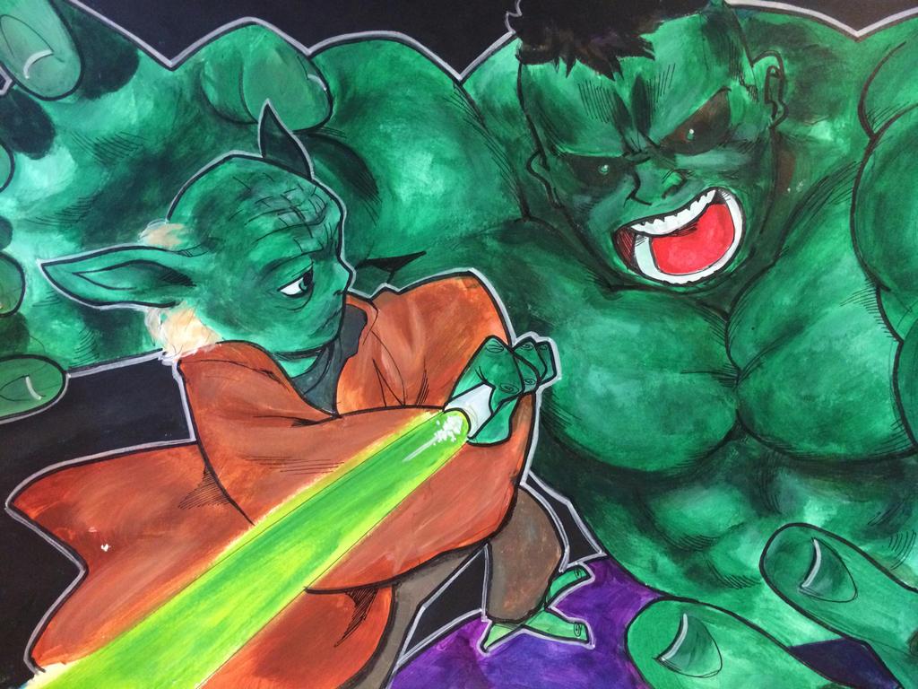 epic green by bonezilla