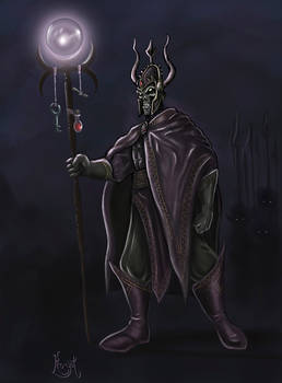Lord of Evil