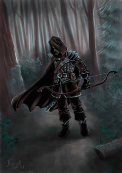 Black Numenorean Ranger