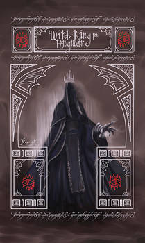 The Ringwraith known as the Witch-King of Angmar