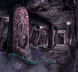 In the depths of R'lyeh