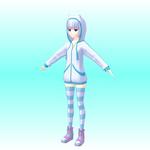 WIP: ImagineGirls R1N4 V2 - default costume